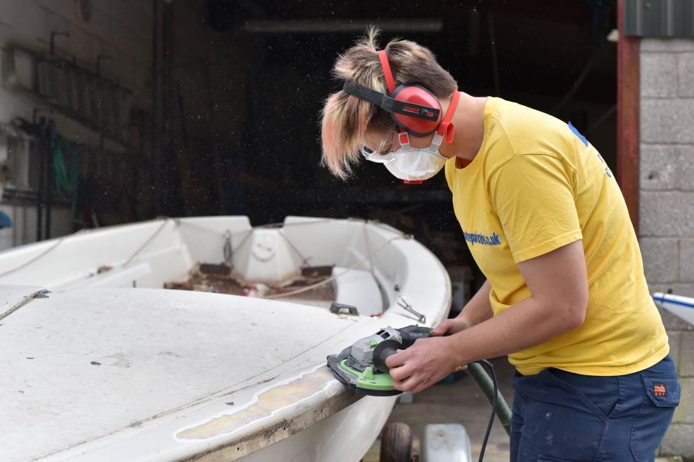 The Boat Repair Centre Weston